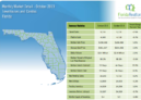 Florida Townhouses and Condos October 2019 Market Report