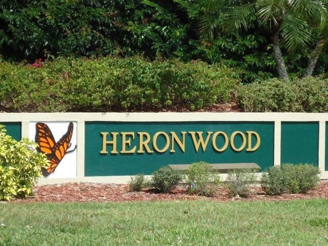 Heronwood in Martin Downs