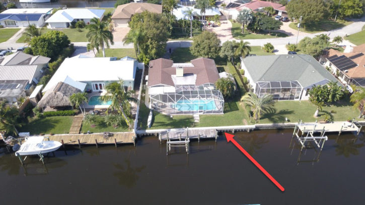 Lighthouse Point Waterfront Pool Home with Dock Just Listed