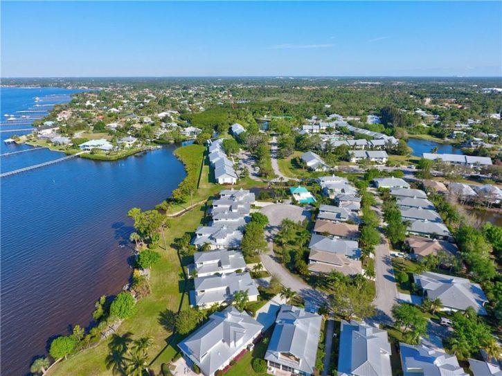 The Estuary Homes and Condos in Stuart FL