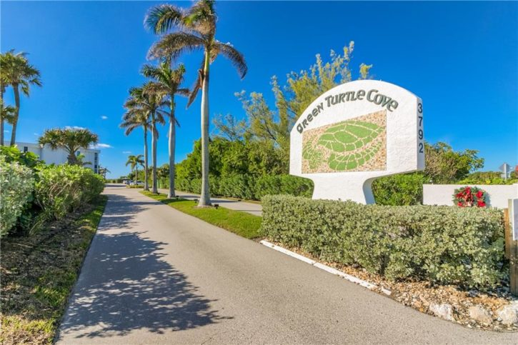 Green Turtle Cove Condos on Hutchinson Island