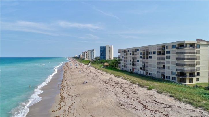 Oceanrise Condos on Hutchinson Island in Jensen Beach FL