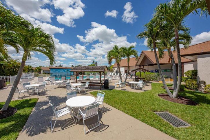 Twin Lakes condos in Stuart Florida