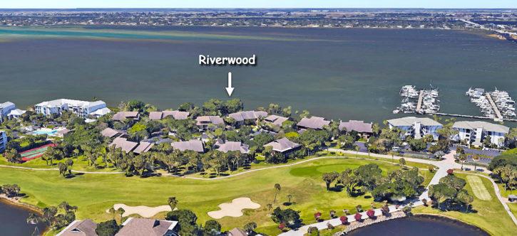 Riverwood in Indian River Plantation on Hutchinson Island in Stuart Florida