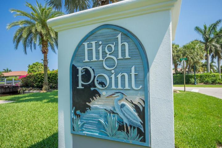 High Point in Sewalls Point