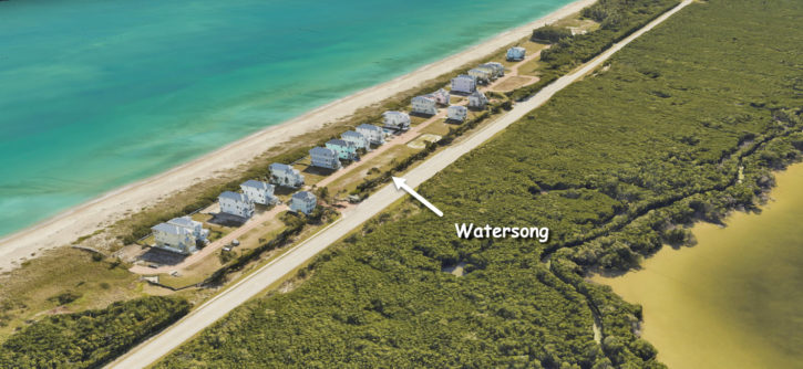 Watersong on Hutchinson Island in Fort Pierce Florida