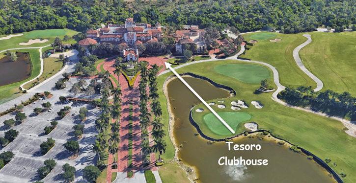 Tesoro Clubhouse