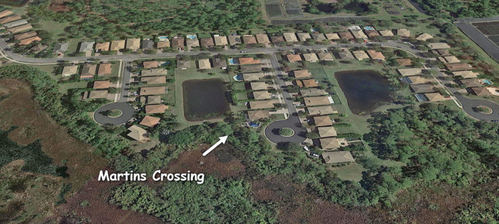 Martins Crossing in Stuart Florida