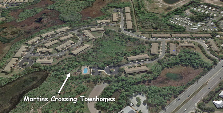 Martins Crossing Townhomes