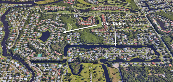 Oak Ridge in Palm City FL
