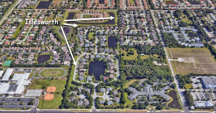 Islesworth in Palm City Florida