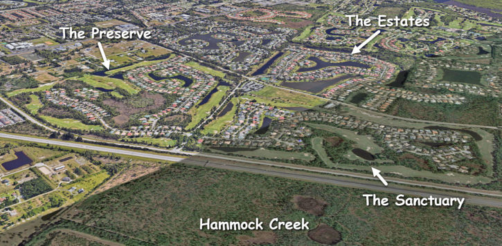 Hammock Creek in Palm City FL