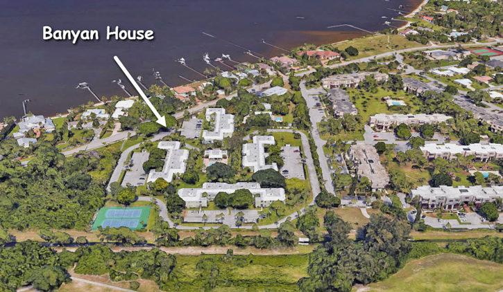Banyan House in Stuart Florida
