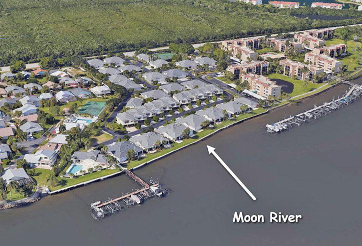 Moon River in Jensen Beach Florida