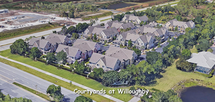 Courtyards at Willoughby in Stuart Florida