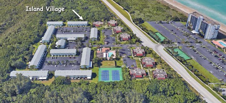 Island Village on Hutchinson Island in Jensen Beach Florida