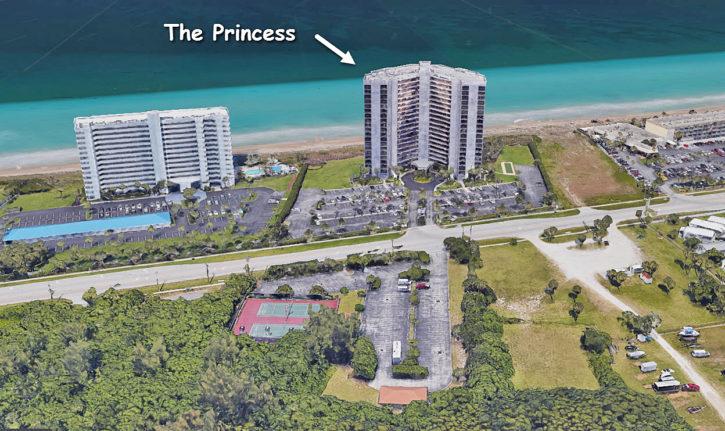 The Princess of Hutchinson Island in Jensen Beach Florida