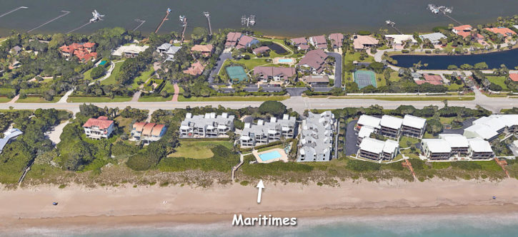 The Maritimes on Hutchinson Island in Stuart Florida