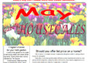 Gabe's May 2021 House Calls Real Estate Newsletter