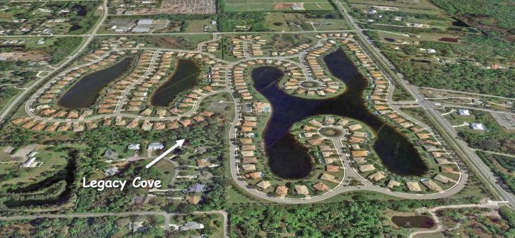 Legacy Cove in Stuart Florida