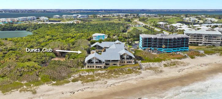 Dunes Club condos on Hutchinson Island in Stuart Florida
