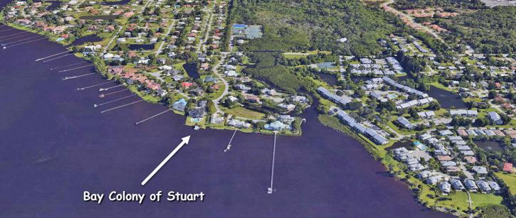 Bay Colony in Stuart Florida