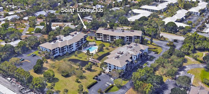 Saint Lucie Club in Stuart Florida
