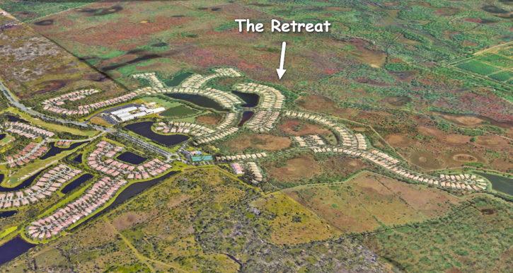 The Retreat in Hobe Sound Florida