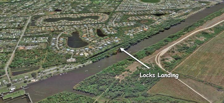 Locks Landing in Stuart Florida