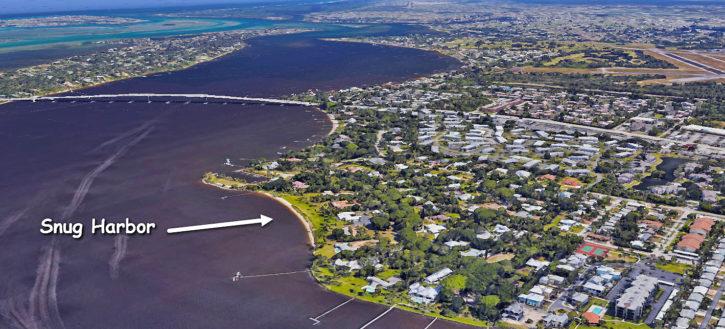 Snug Harbor in Stuart Florida