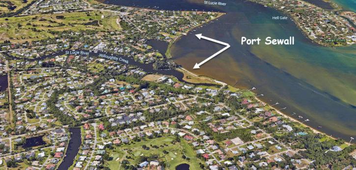 Port Sewall in Stuart FL
