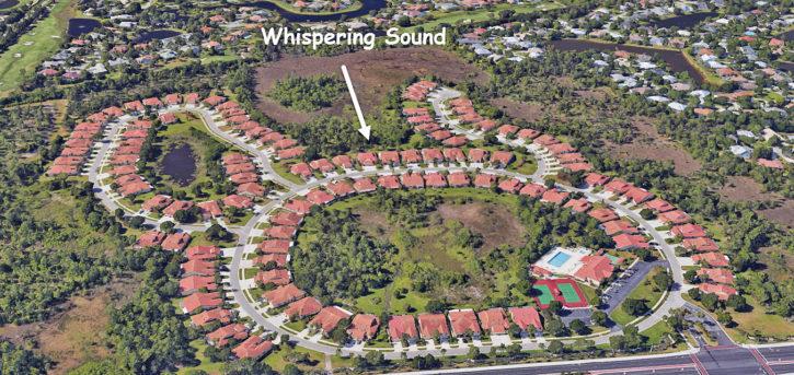 Whispering Sound in Palm City FL