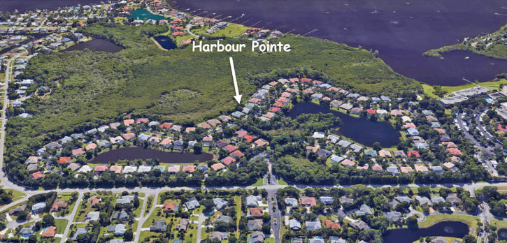 Harbour Pointe in Palm City FL