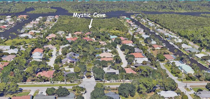 Mystic Cove in Hobe Sound
