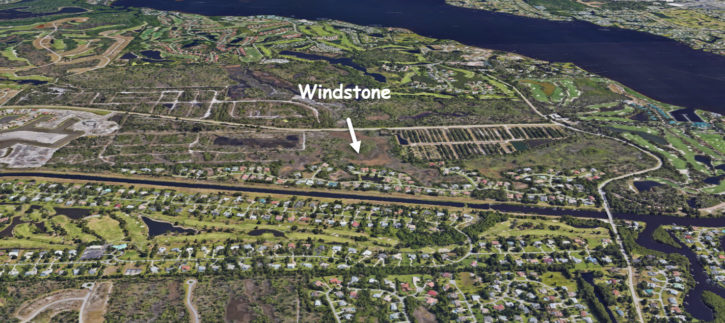 Windstone real estate in Palm City FL