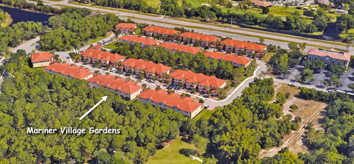 Mariner Village Gardens in Martin County Florida