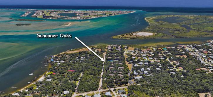 Schooner Oaks in Rocky Point in Martin County Florida