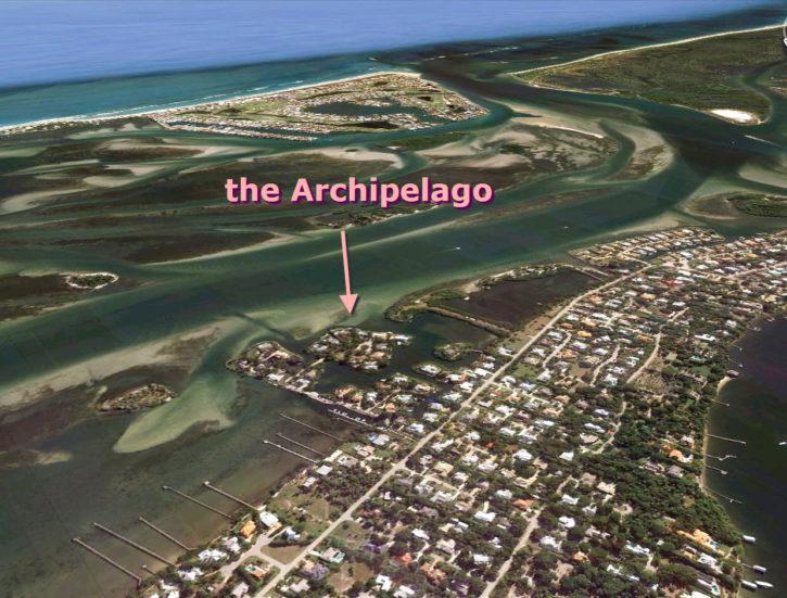 The Archipelago of Sewalls Point