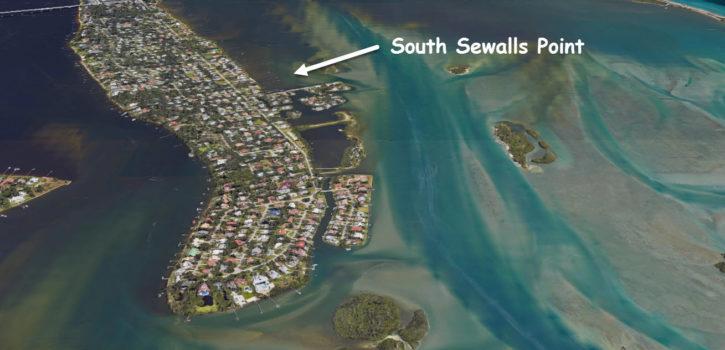 South Sewalls Point