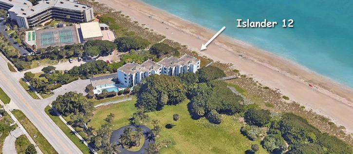 Islander 12 condos on Hutchinson Island in Stuart FL