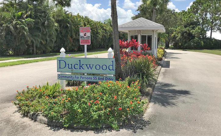 Duckwood real estate in Stuart FL