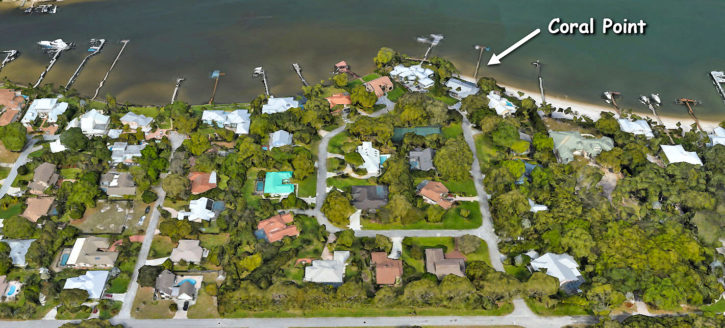 Coral Point in Rocky Point in Stuart Florida