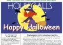 Gabe's October 2021 House Calls Real Estate Newsletter